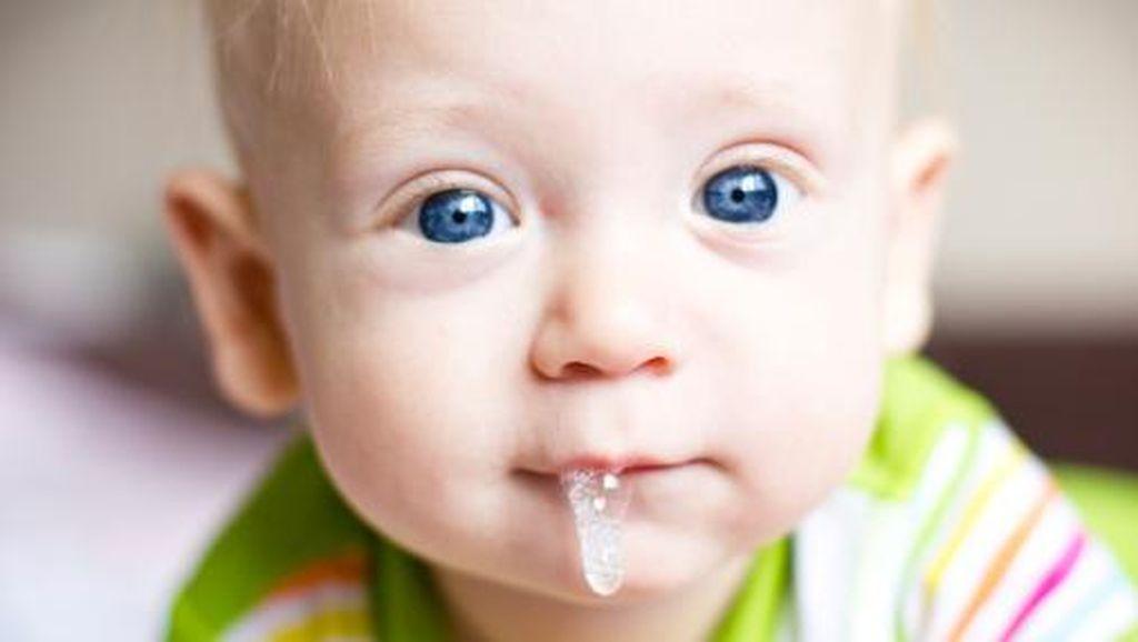 Penyebab Bayi Sering Ngiler Saat Akan Tumbuh Gigi