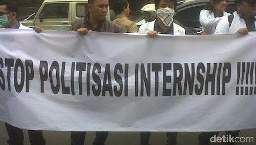 Kisruhnya Syarat Magang Para Dokter Muda Indonesia