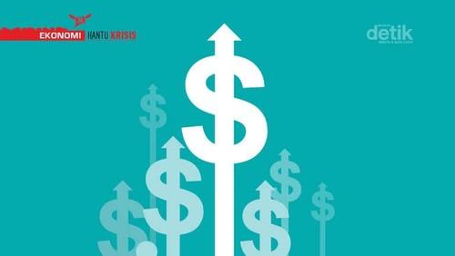 Dolar AS Melemah ke Rp 13.826