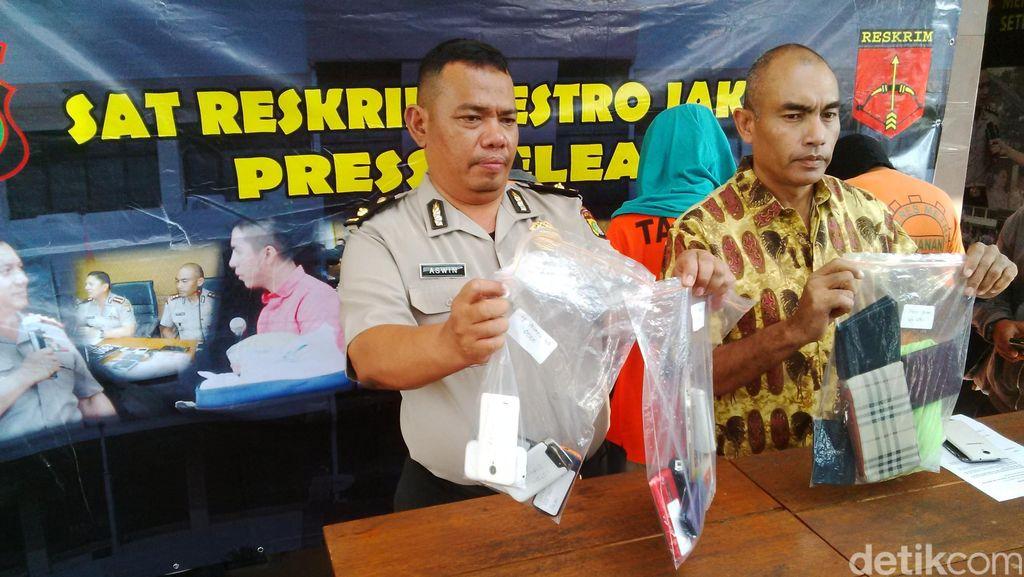 Dor! Polisi Tembak 2 Penjambret Bermodus Tukar Tas Saat Korban Makan di Mal