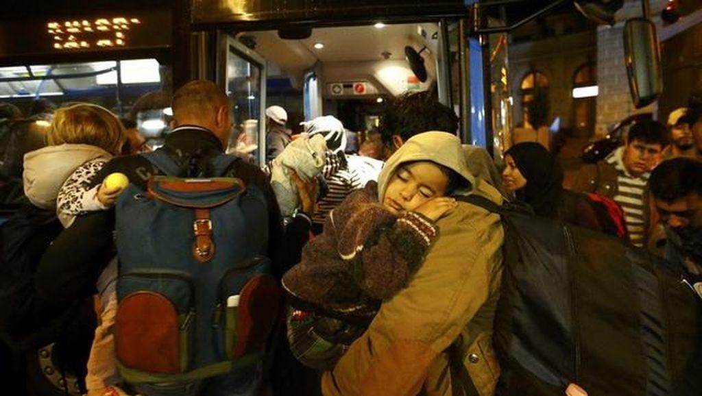 Eropa Dilanda Krisis Imigran, Turki dan Rusia Salahkan Negara Barat