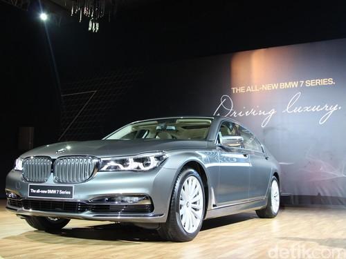 BMW Teratas, Mercy Geser Audi