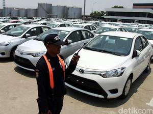 Ekspor Toyota Naik 10 Persen Selama 2015