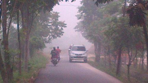 Tips Menjaga Kesehatan Kulit Saat Terpapar Kabut Asap
