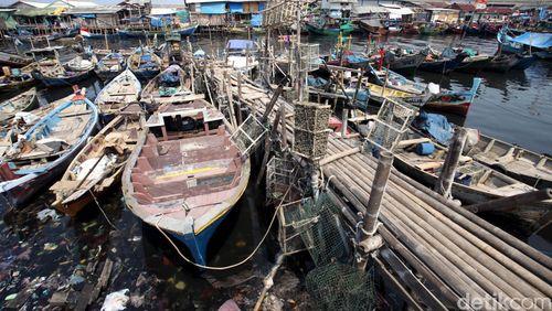 Selain Bengkulu, Kampung Nelayan di Tegal dan Pontianak Akan Dibenahi