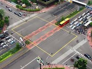 Kotak Kuning di Persimpangan Jalan, Buat Apa Sih?