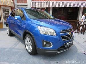 Chevrolet Trax Sudah Dikirim ke Lebih dari 100 Konsumen Indonesia