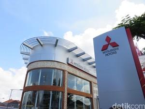 Sambut Small MPV, Mitsubishi Gandakan Diler di Indonesia