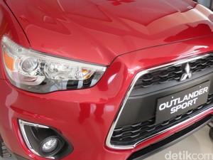 Mitsubishi: Pasar Tahun 2016 Tetap Sulit, Target Direvisi