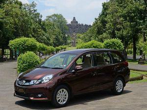 Bulan November Honda Jual 14.920 Unit, Mobilio Terbanyak
