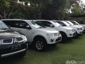 Di Jawa Tengah, Mitsubishi Pajero Kuasai Segmennya