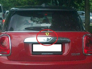 MINI Ferrari atau Ferrari MINI?