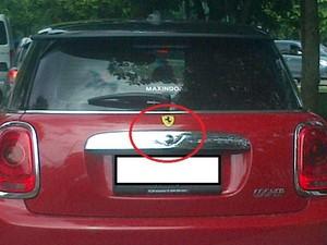 MINI Ferrari atau Ferrari MINI?