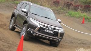 Mitsubishi: Pajero Sport Dilengkapi Fitur Bantuan di Tanjakan dan Turunan