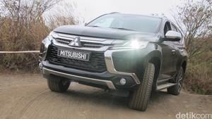 Mitsubishi Indonesia Pacu Diri Jadi Pasar Pajero Sport Terbesar Dunia