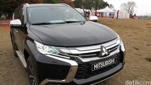 Kenalkan, Mitsubishi All New Pajero Sport