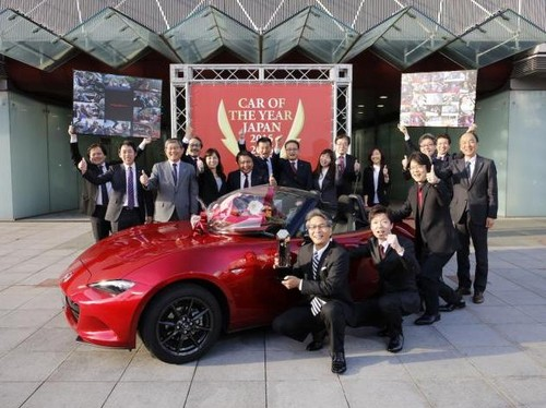 Best Car Japan? Mazda MX-5