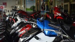 Penjualan Motor di Januari Lalu Hanya 416.263 Unit