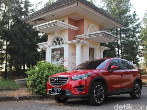 Konsumen Mazda Sudah Melek Teknologi dan Fitur