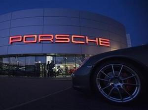 Porsche Tak Minat Kembangkan Mobil Otonom