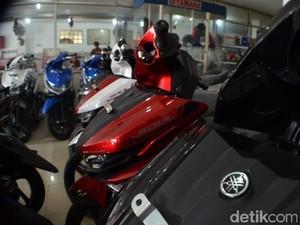 Yamaha Harap THR Bisa Dongkrak Penjualan Motor Bulan Juni