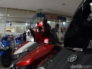 Penjualan Motor Tahun Ini Diperkirakan Turun 19 Persen