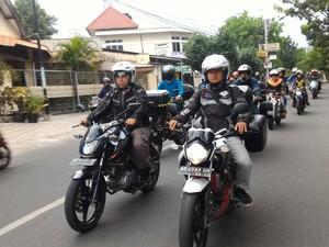 Penjualan Sepeda Motor di Luar Pulau Jawa Susut Drastis
