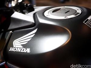 Honda Ajukan Paten Sistem Deteksi Blind Spot untuk Motor