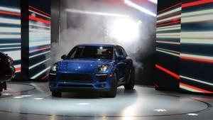 Peluncuran Porsche Macan di Amerika Tertunda?