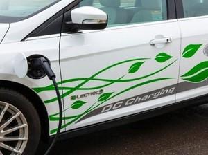 Ford Siapkan 13 Mobil Listrik Baru Hingga 2020
