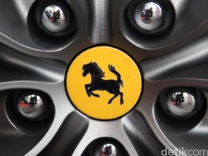 Saham Ferrari Aman dari Gonjang-ganjing