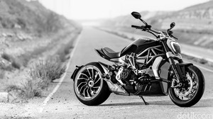 Ducati Datangkan XDiavel September di Indonesia