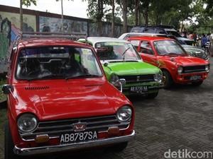 Komunitas Mobil Sepakat Majukan Pariwisata dan Budaya Yogya