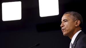 Untuk Pertama Kalinya, Obama Datang ke Detroit Motor Show
