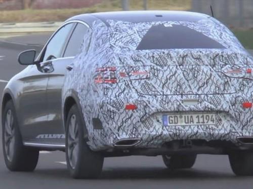 Ladeni Tantangan BMW X4, Mercy Siapkan Coupe GLC Anyar