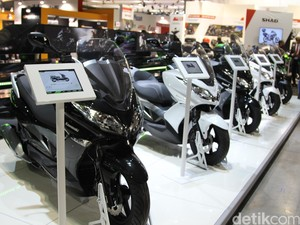 Kawasaki Belum Berencana Pasarkan Motor Matik di Indonesia