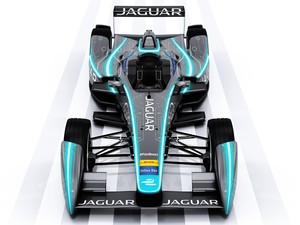 Gaet Williams, Jaguar Bertarung di Formula E 2016