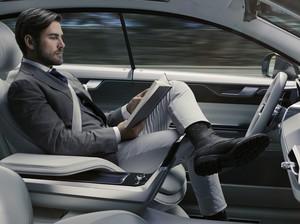 Volvo Mulai Jual Mobil Otonom pada 2021
