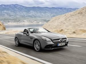 Mercedes-AMG SLC Resmi Gantikan SLK AMG