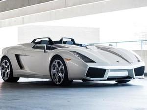 Tumben, Mobil Lamborghini Tak Laku Saat Dilelang