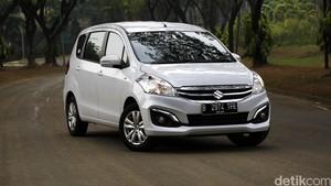 Suzuki Ekspor Ertiga ke Malaysia