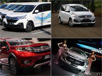 Mobil-mobil yang Bikin Heboh di 2015