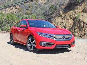 Honda Civic Si Terbaru Bertenaga 230 HP?