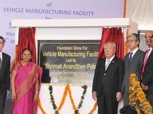 Suzuki Tambah Modal untuk India