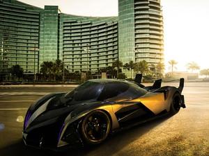 Mobil Super Berkecepatan 500 Km/Jam