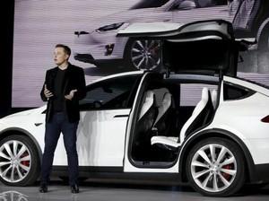 Ingin Target Produksi Tercapai, Bos Tesla Rela Menginap di Pabrik