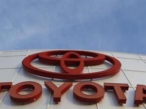 5 Bulan Berturut-turut, Toyota Asapi VW