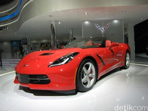 GM Gelontorkan Dana Hingga USD 290 Juta di Pabrik Corvette