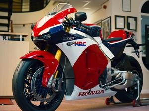 Pembeli Pertama Motor Honda RC213V-S di Dunia