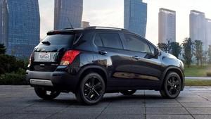 Chevrolet Kenalkan Trax Midnight Edition Tahun 2016